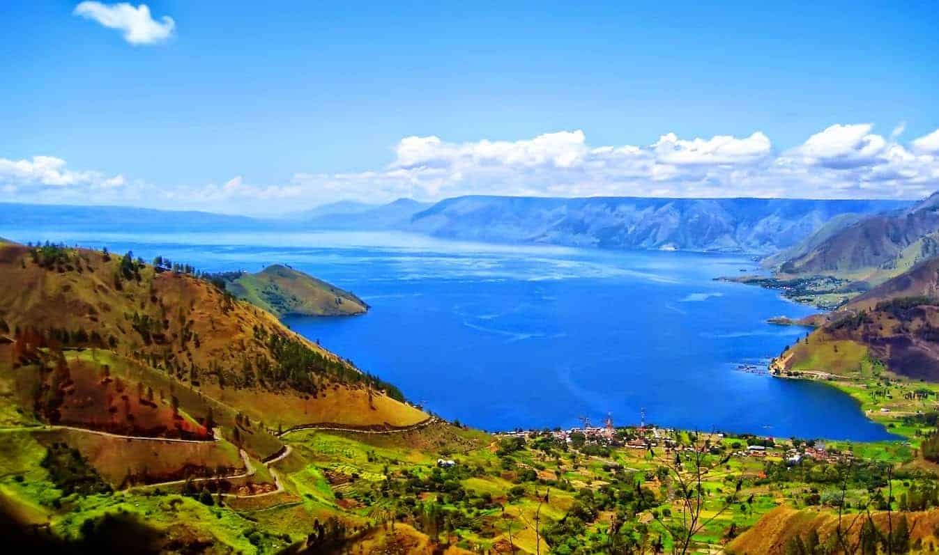 Pesona Memukau Wisata Danau Toba Destinasi Pariwisata