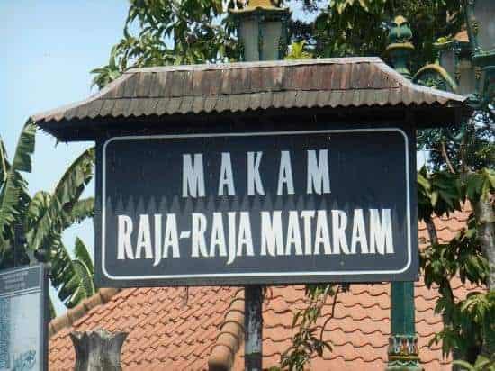 Makam Raja Mataram Yogyakarta