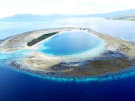 Pulau Pombo Maluku